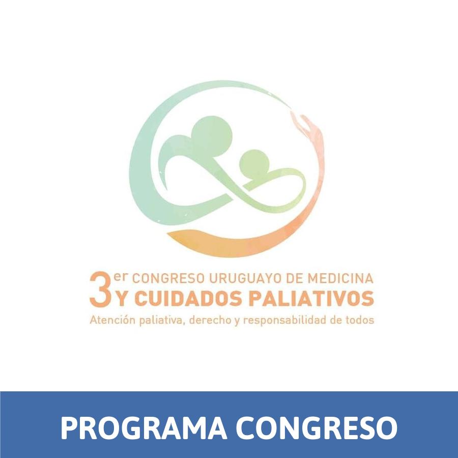 Congreso Uruguayo de Cuidados Paliativos