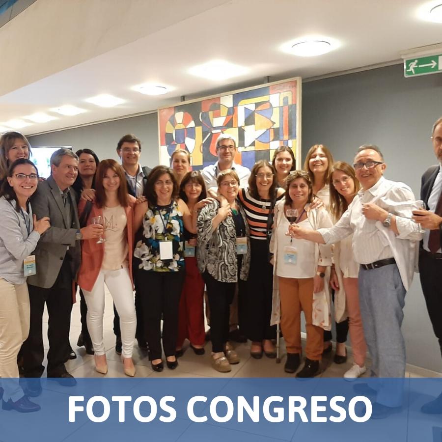 Fotos del Congreso Uruguayo de Cuidados Paliativos